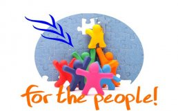 logo for the people