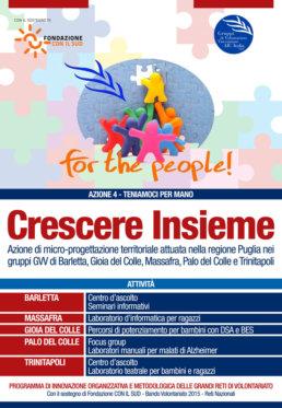Manifesto regionale Puglia